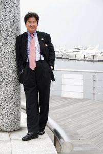 シー・エフ・ネッツグループ代表 倉橋 隆行CPM
